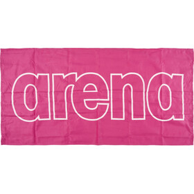 arena Gym Smart Towel fresia rose-white
